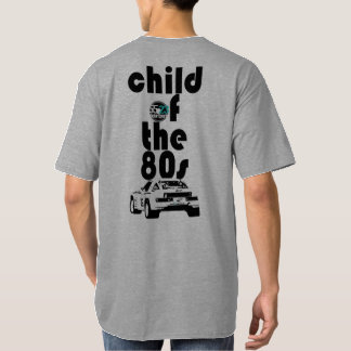 Child of the 80s - Mazda RX7 T-Shirt