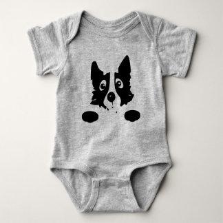 CHILD OVERALLS SUBJECT CACHORRINHO BABY BODYSUIT