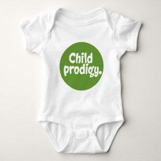 Child Prodigy Tshirts