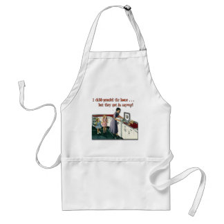 Child-proof House Standard Apron