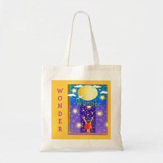 Child s Wonder Tote Bags