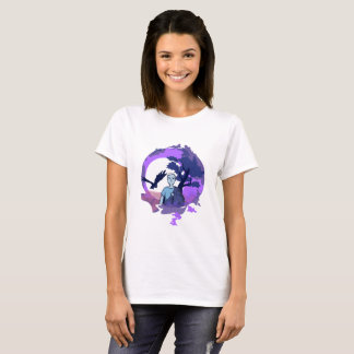 Child with blanket in the dream country T-Shirt