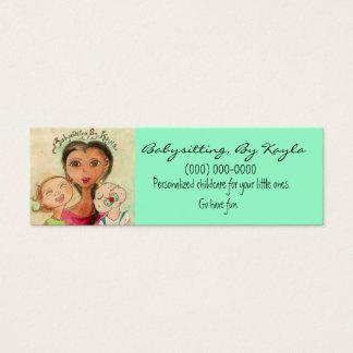 11+ Fun Babysitting Business Cards and Fun Babysitting Business ...