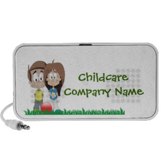 Childcare - Summer Camp - School Business Theme Travel Speakers