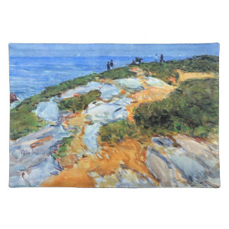 Childe Hassam - Sunday morning Appledore Placemat