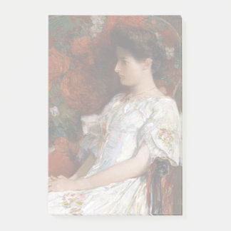 Childe Hassam The Victorian Chair Post-it Notes