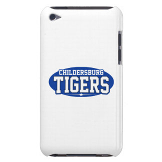 Childersburg High School Tigers iPod Touch Cover