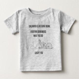 Childhood Drunk Baby T-Shirt