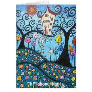 Childhood Magic Card