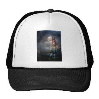 CHILDHOOD MEMORIES ALWAYS WITH HER CAP