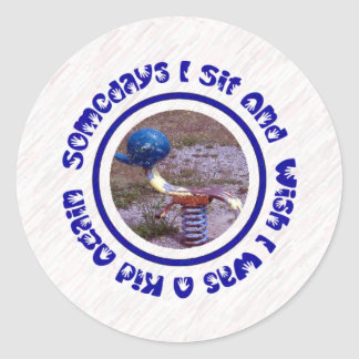 Childhood Memories Collection Sticker