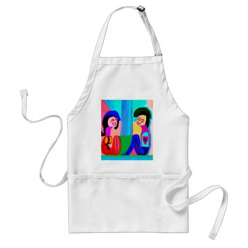 CHILDHOOD MEMORIES - INNOCENT MOMENTS APRON