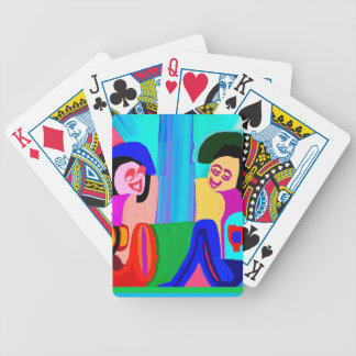 CHILDHOOD MEMORIES - INNOCENT MOMENTS BICYCLE POKER CARDS