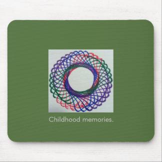 Childhood Memory Mousepad