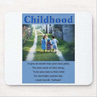 Childhood mousepad