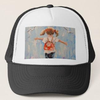 Childhood Trucker Hat