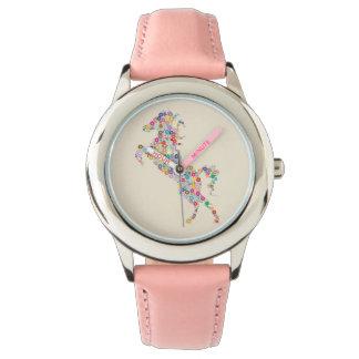 Childish clock Horse Watch