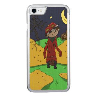 childish_king iPhone 7 Slim Wood Case