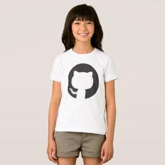 Childish t-shirt feminine Good looking Silhouette