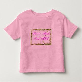 Childish t-shirt feminine Hijabi Future