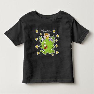 Childish t-shirt Monster Kids Imagination