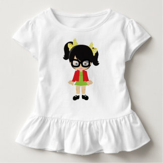 Childish t-shirt with Dribbled Chiquinha