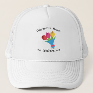 Children are the Flowers cap