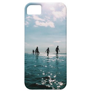 Children Around the Beach Barely There iPhone 5 Case