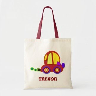 Children Bags: Red Cars Tote Bag