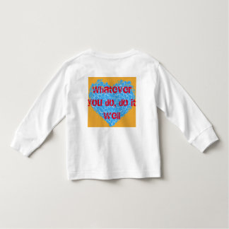 children cloth design toddler T-Shirt