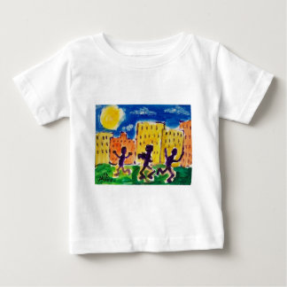 Children Dancing by Piliero T-shirt
