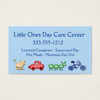 Children Day Care Business Card custom