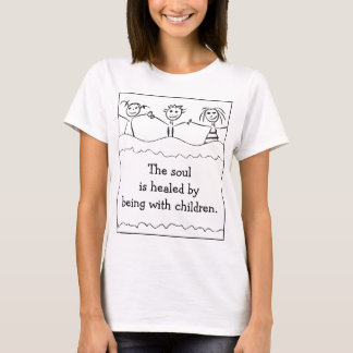 children drawing woman t-shirt