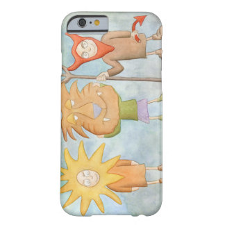 Children dressed barely there iPhone 6 case