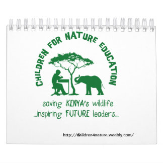 CHILDREN FOR NATURE CALENDERS CALENDARS