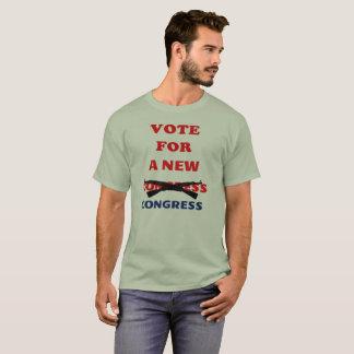 Children Matter. Vote For A Caring Congress, T-Shirt