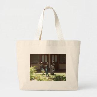 Children Musicians Jumbo Tote Bag