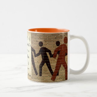 children of Adam mug