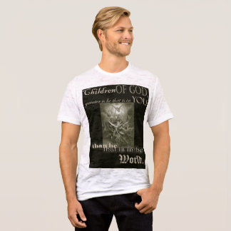 Children of God Guys Distressed T-shirt