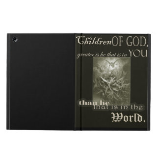 Children of God iPad Aircase no stand iPad Air Case