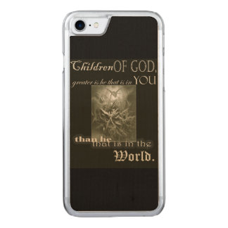 Children of God iPhone 7 Maplewood case