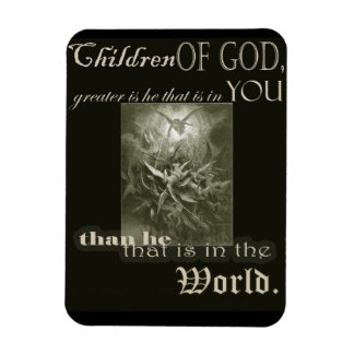Children of God magnet