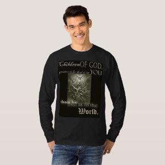 Children of God Mens Long Sleeve T-shirt
