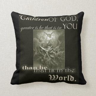Children of God pillow