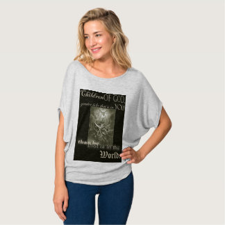 Children of God Women's Baggy T T-Shirt