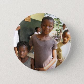 Children of Nigeria 6 Cm Round Badge