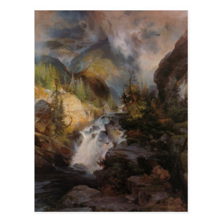 Children of the Mountain - 1867 Postcard