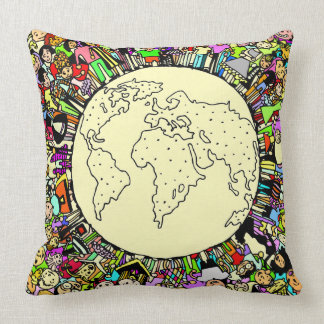 Children of the World Cushion
