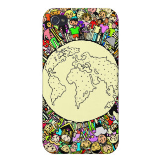Children of the World iPhone 4/4S Cases