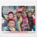 Children Of Tibet Mouse Pads